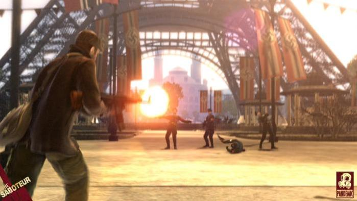 The Saboteur Savegame screenshot 2