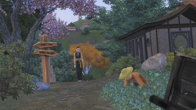 The Sims 3: World Adventures - China Trailer screenshot 2