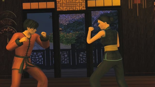 The Sims 3: World Adventures - China Trailer screenshot 5
