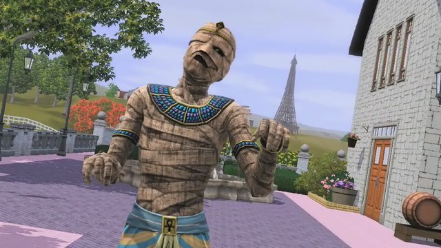 The Sims 3: World Adventures - China Trailer screenshot 6