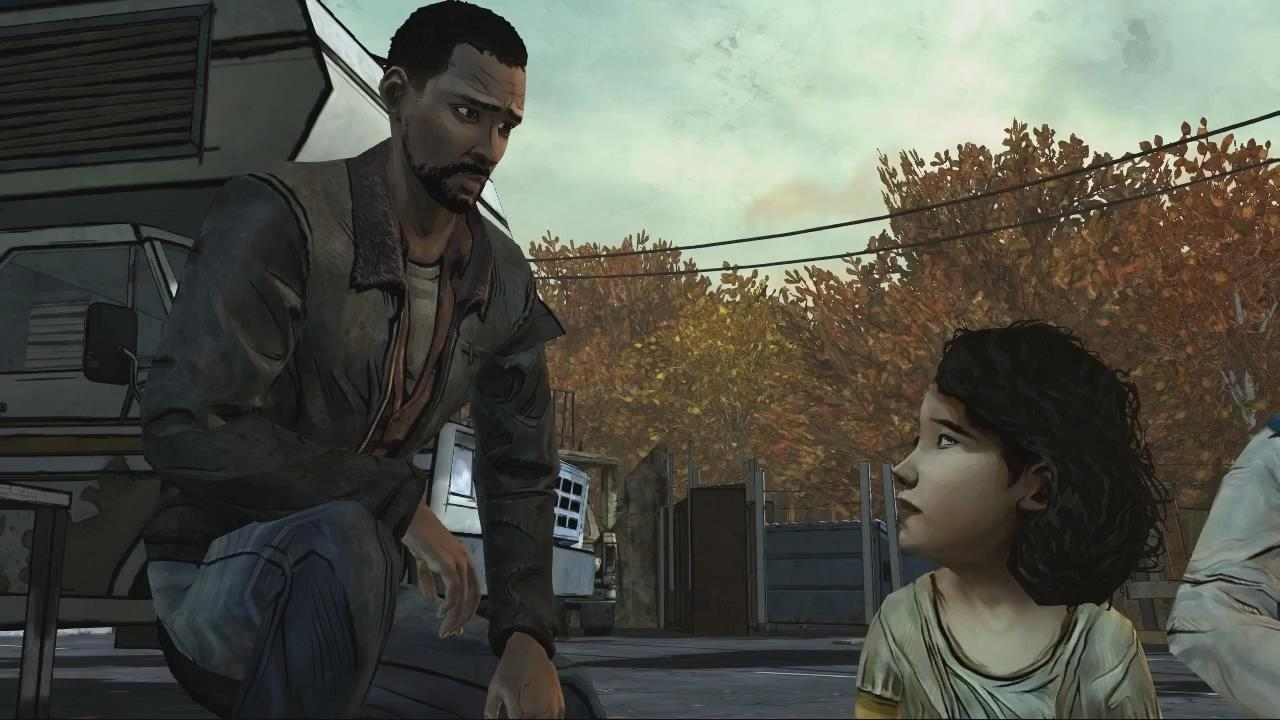 The Walking Dead - Episode 2 Starved for Help: Press Scores Trailer screenshot 3