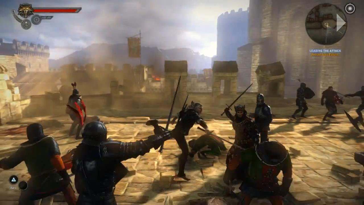 The Witcher 2 Assassins of Kings PC Enhanced Edition Screen3