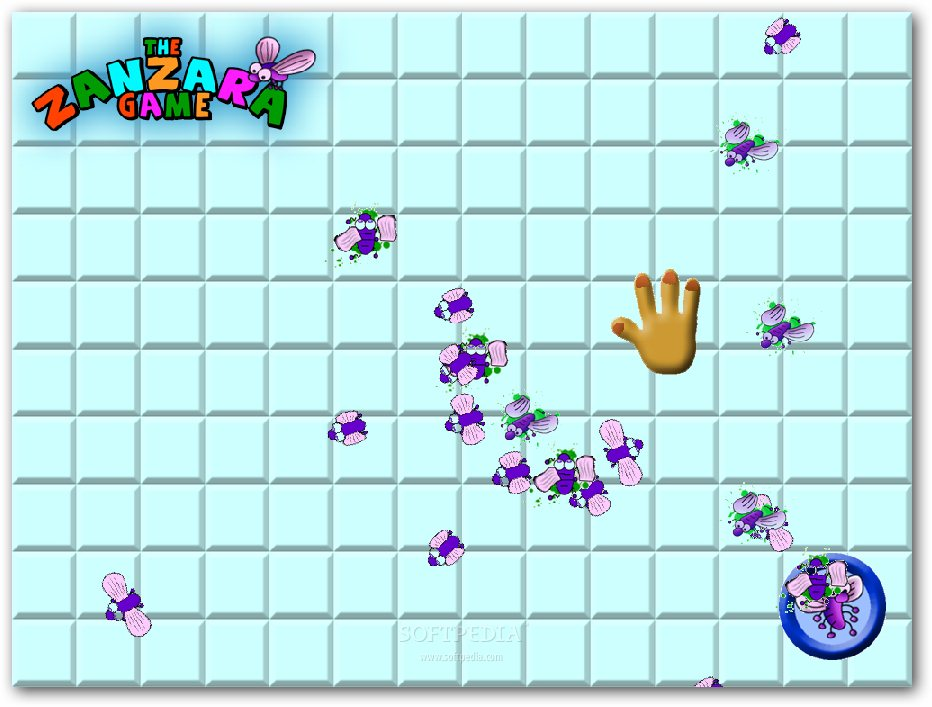 The Zanzara Game screenshot 3