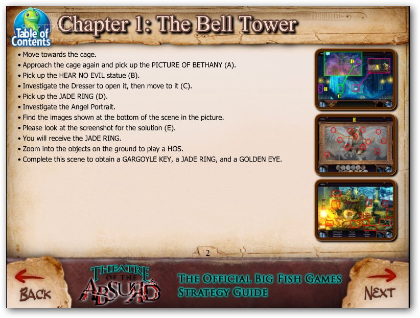 Theatre of the Absurd Strategy Guide screenshot 2