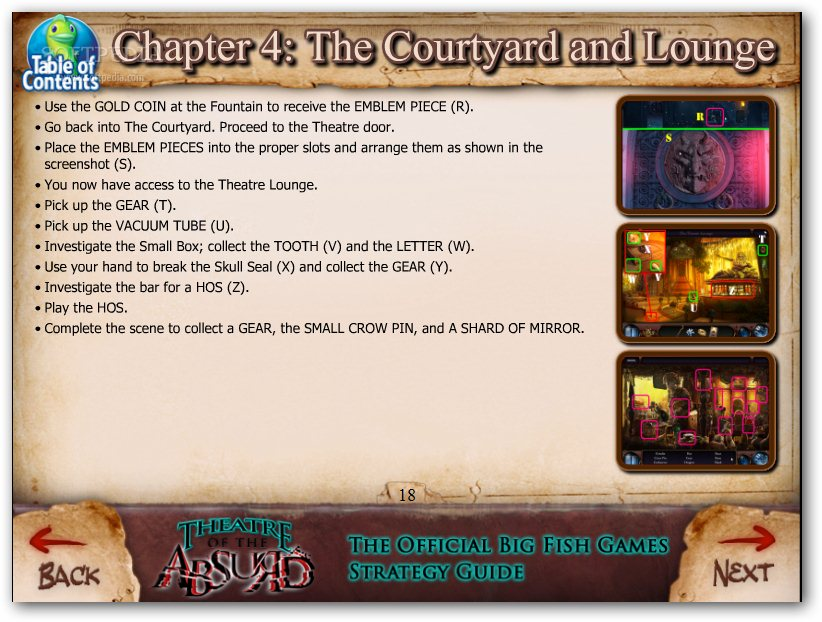 Theatre of the Absurd Strategy Guide screenshot 5