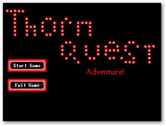 Thorn Quest 2D screenshot 1