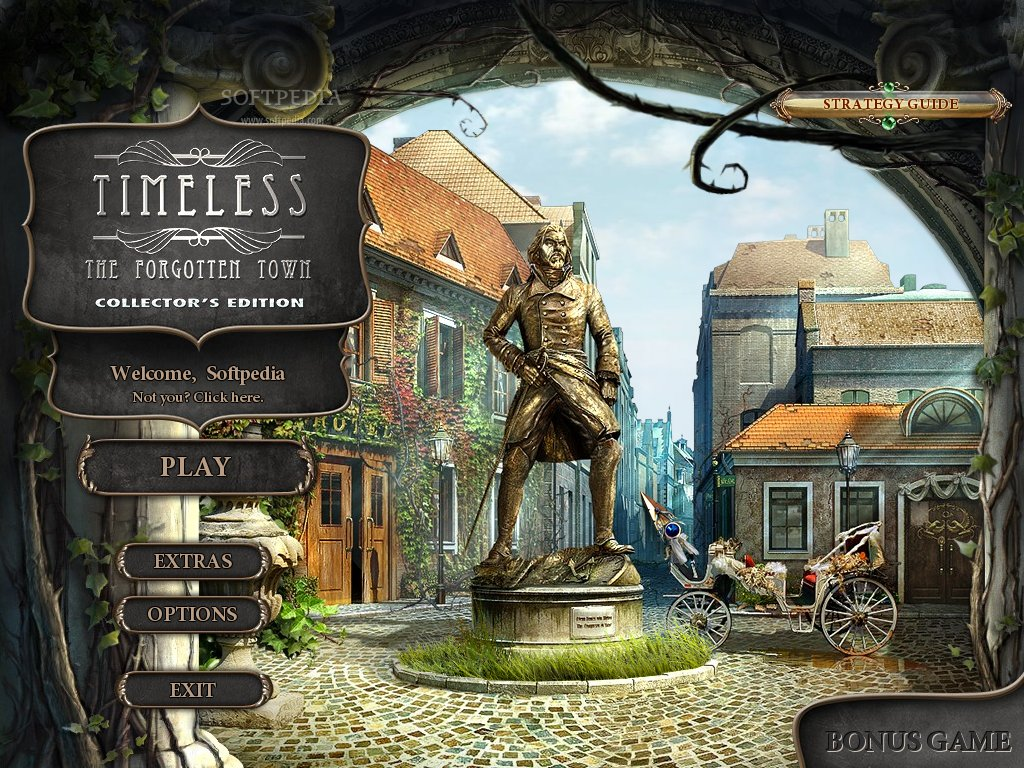 Timeless: The Forgotten Town Collector's Edition screenshot 1