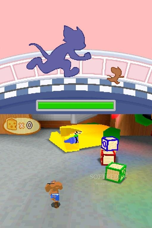 tom and jerry tales games