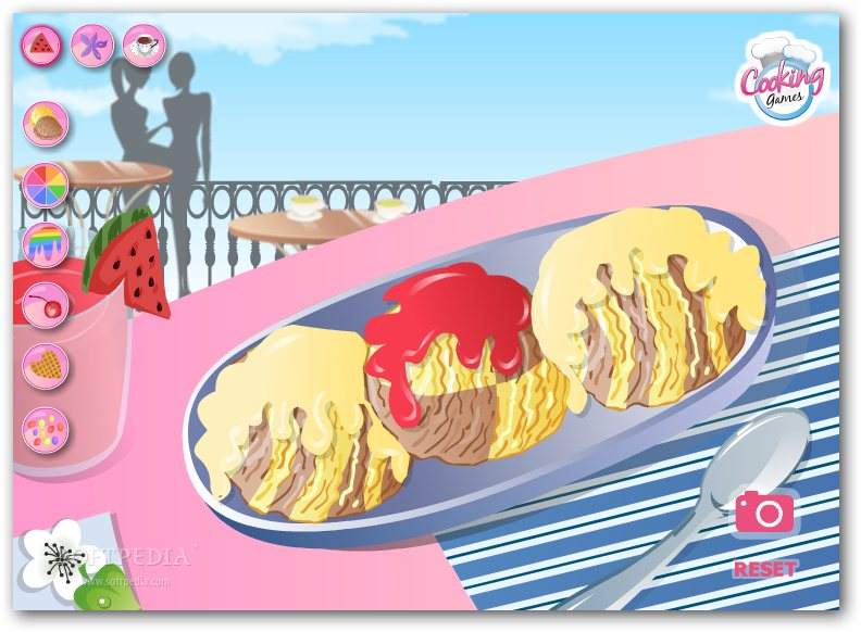 Too Much Ice Cream screenshot 1