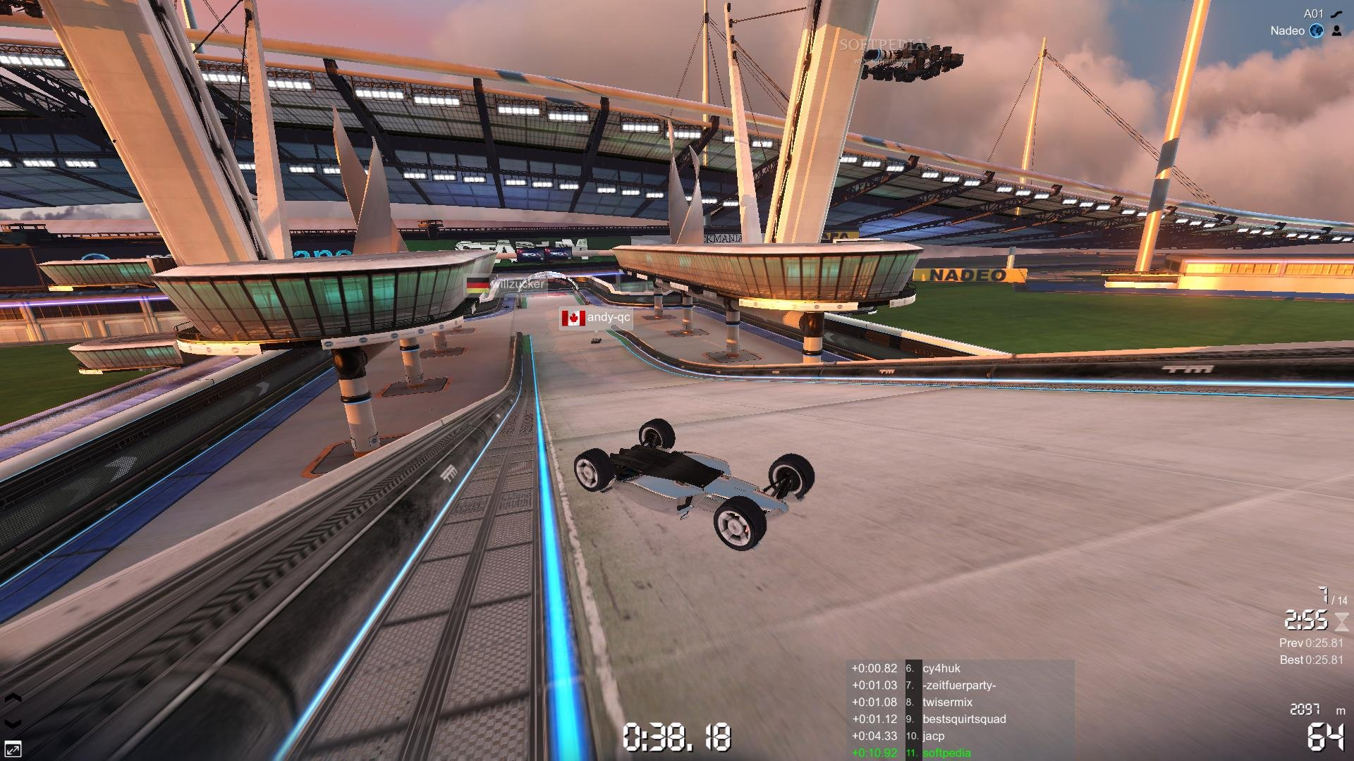 how to get trackmania for mac
