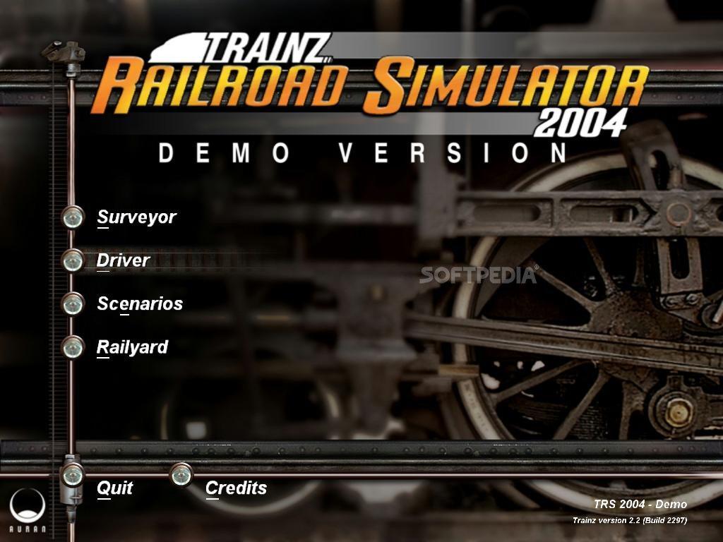 Trs 2004 demo download