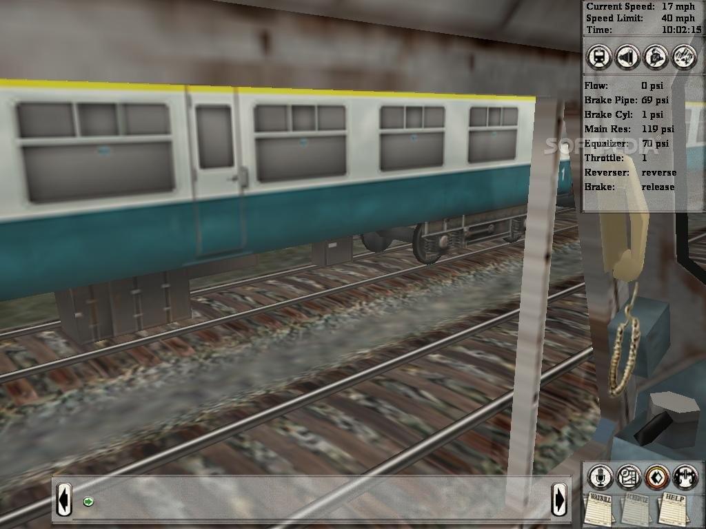 Trainz: Railroad Simulator 2004 Demo Download