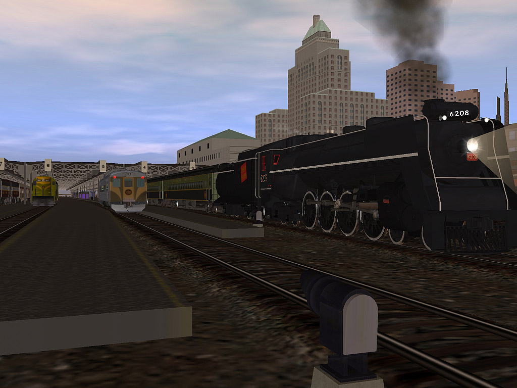 Trainz Railroad Simulator 2006: Hawes Junction Download
