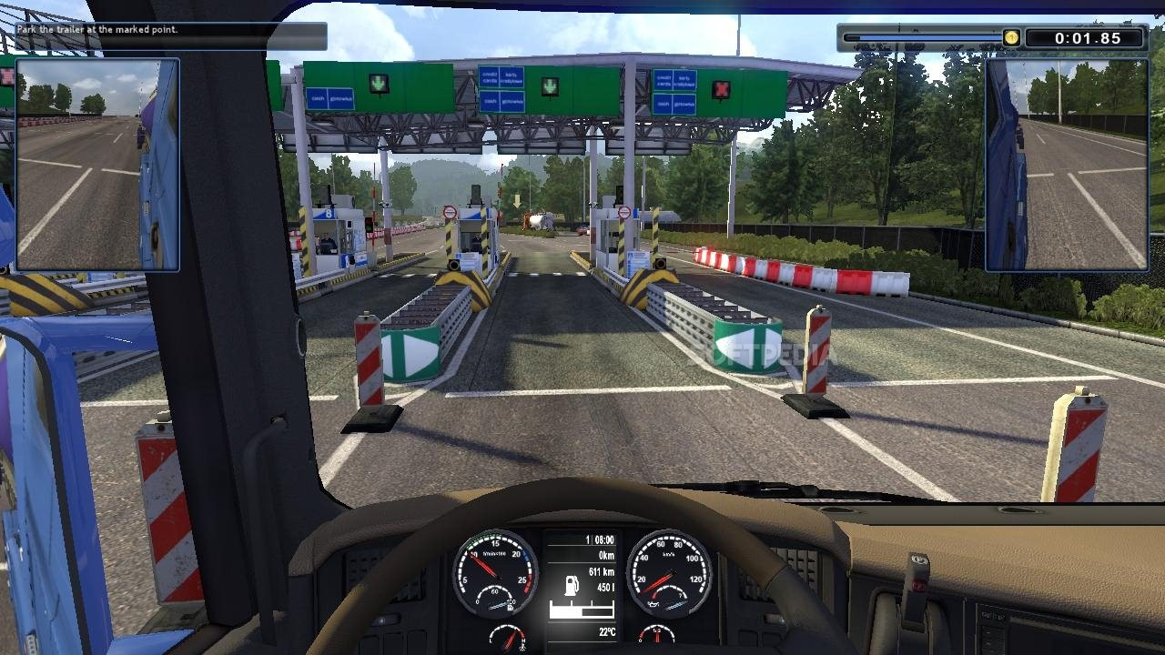 Trucks and Trailers Demo Download