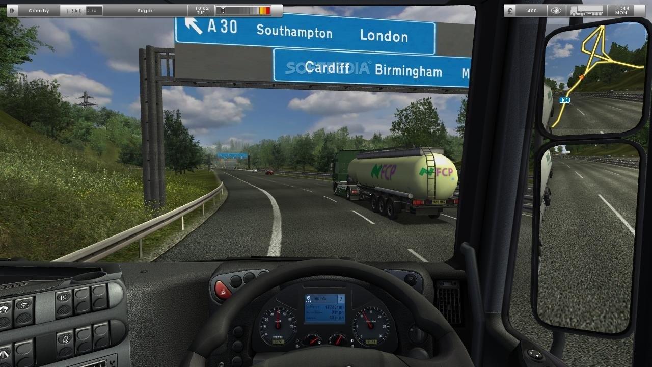 uk truck simulator demo download. Black Bedroom Furniture Sets. Home Design Ideas