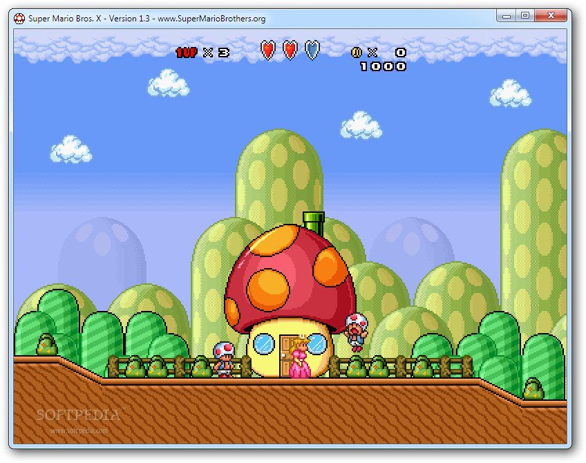 Ultra Mario Bros screenshot 3