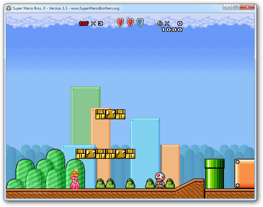 Ultra Mario Bros screenshot 5