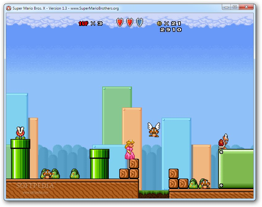 Ultra Mario Bros screenshot 6