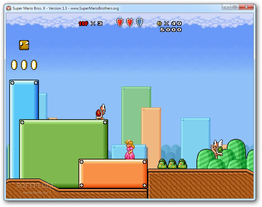 Ultra Mario Bros screenshot 7