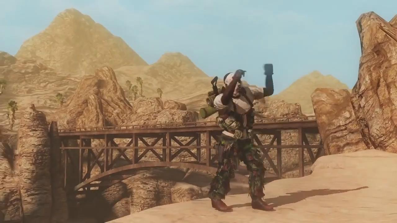 Uncharted 3: Drake's Deception: Taunts and Hats Trailer screenshot 10
