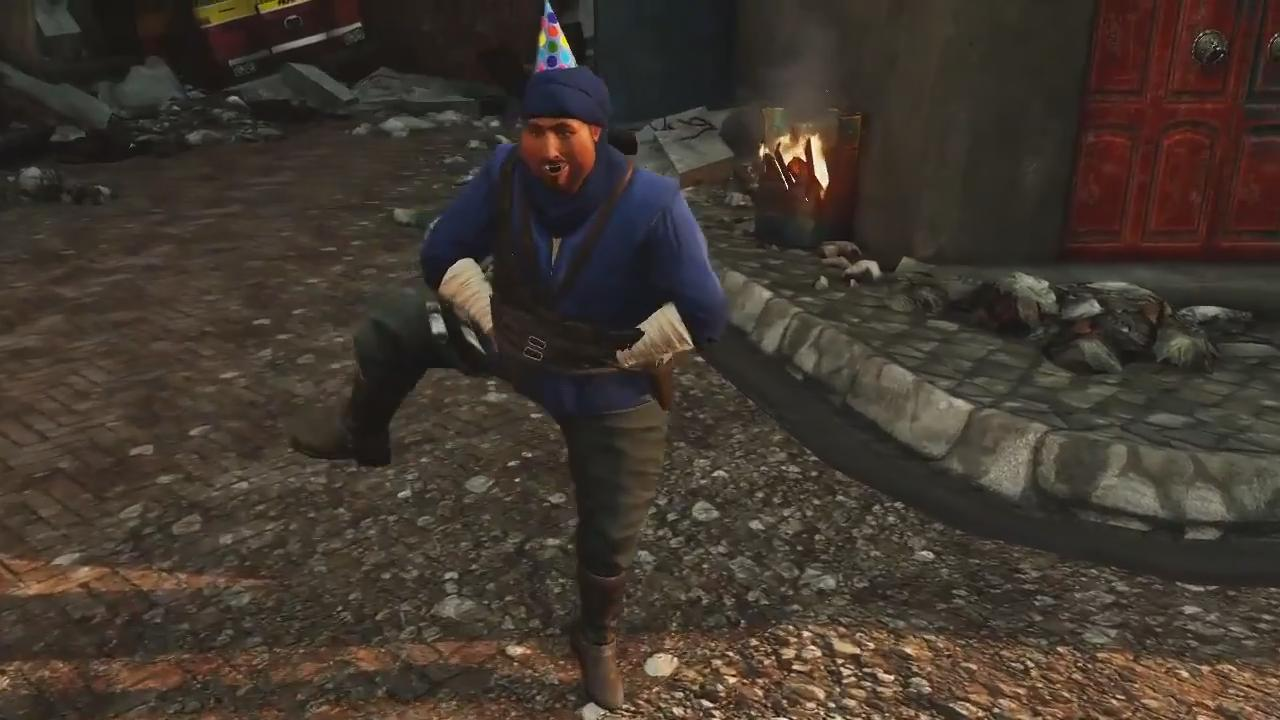 Uncharted 3: Drake's Deception: Taunts and Hats Trailer screenshot 4