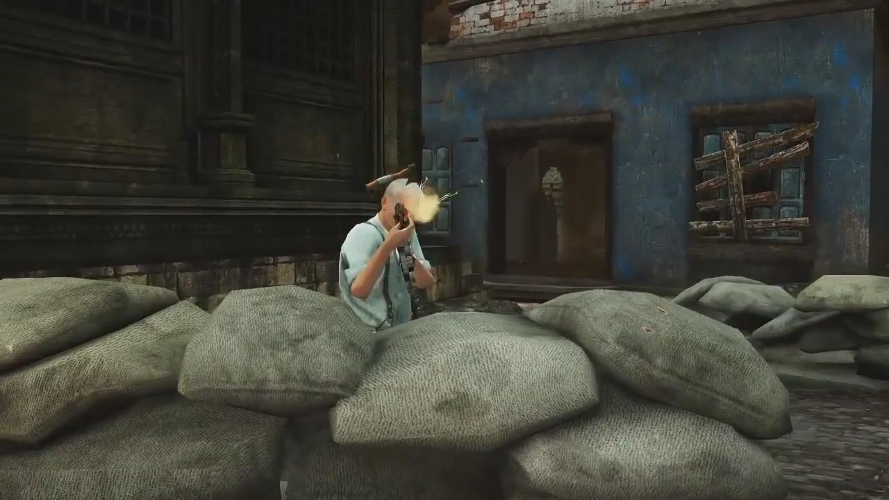 Uncharted 3: Drake's Deception: Taunts and Hats Trailer screenshot 6