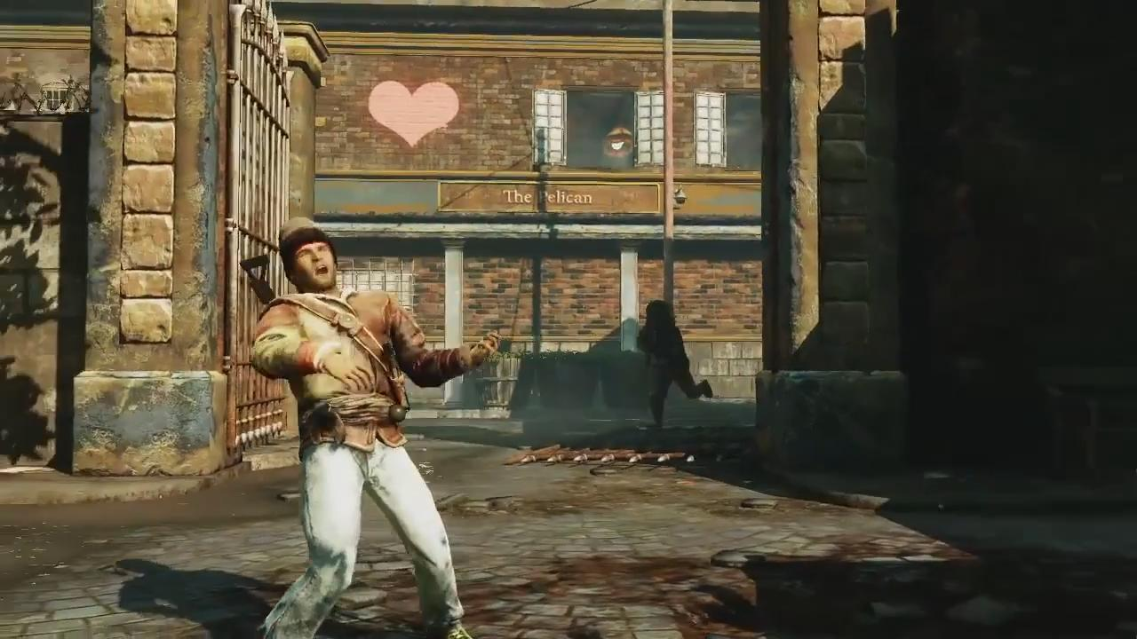 Uncharted 3: Drake's Deception: Taunts and Hats Trailer screenshot 8