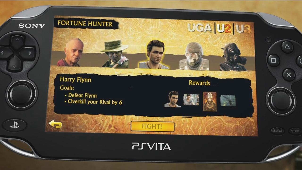 Uncharted: Fight for Fortune Gameplay Trailer screenshot 9