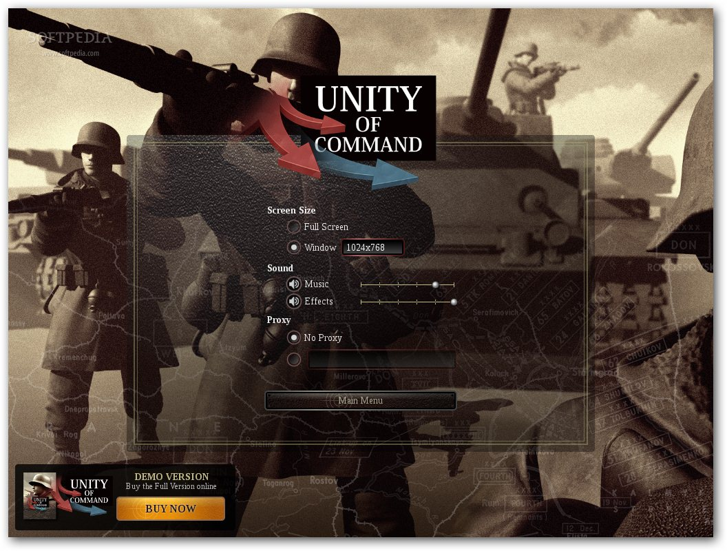 Unity of Command Demo screenshot 2