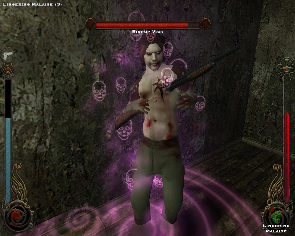 Vampire the masquerade bloodlines nude skins