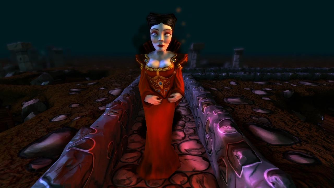 Vampires! Queen Trailer screenshot 5