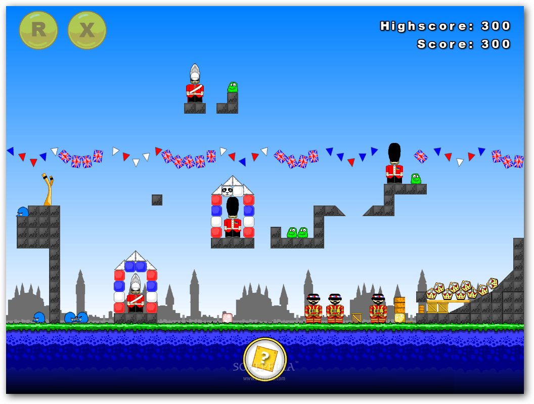 Vexed Hedgehogs Celebrations screenshot 5