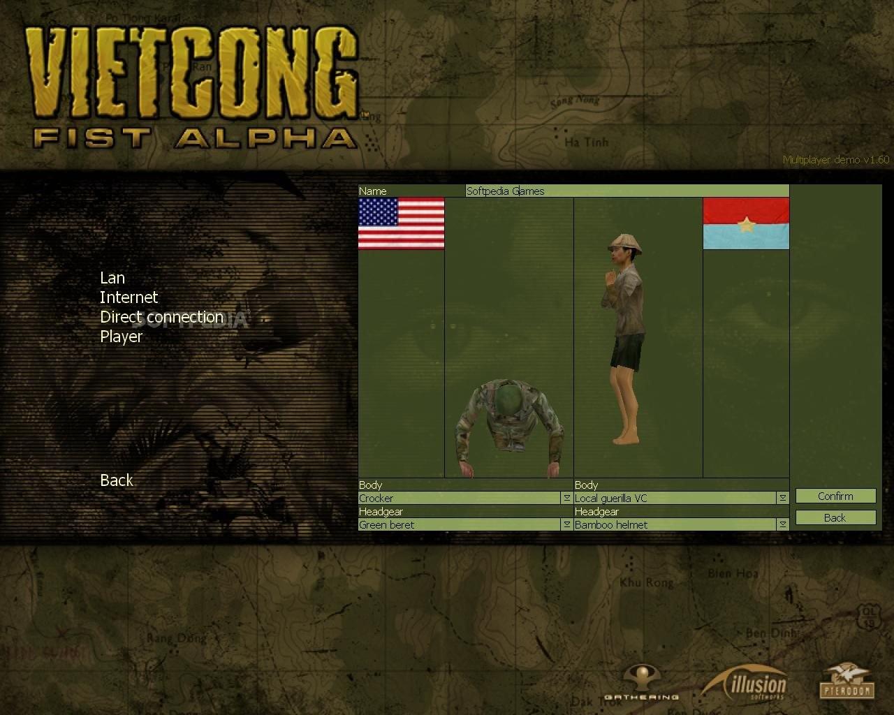 Vietcong fist alpha multiplayer demo for