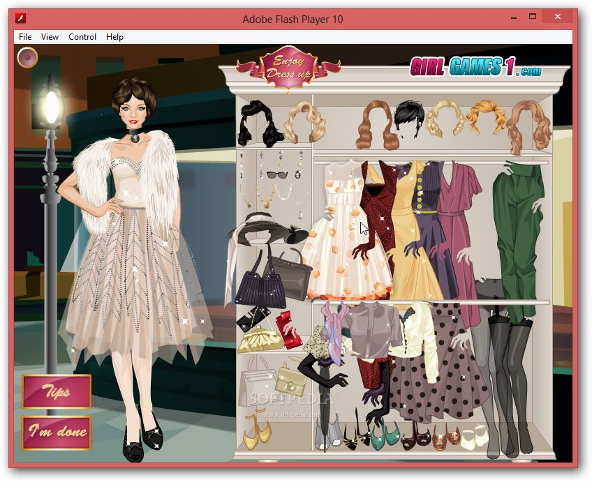 Vintage Princess Dress Up screenshot 2