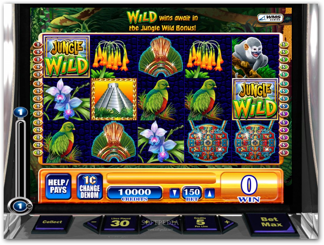Jungle Giants Slots - Available Online for Free or Real