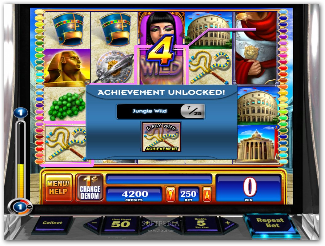 Rome & Egypt Slot Machine Online ᐈ WMS™ Casino Slots