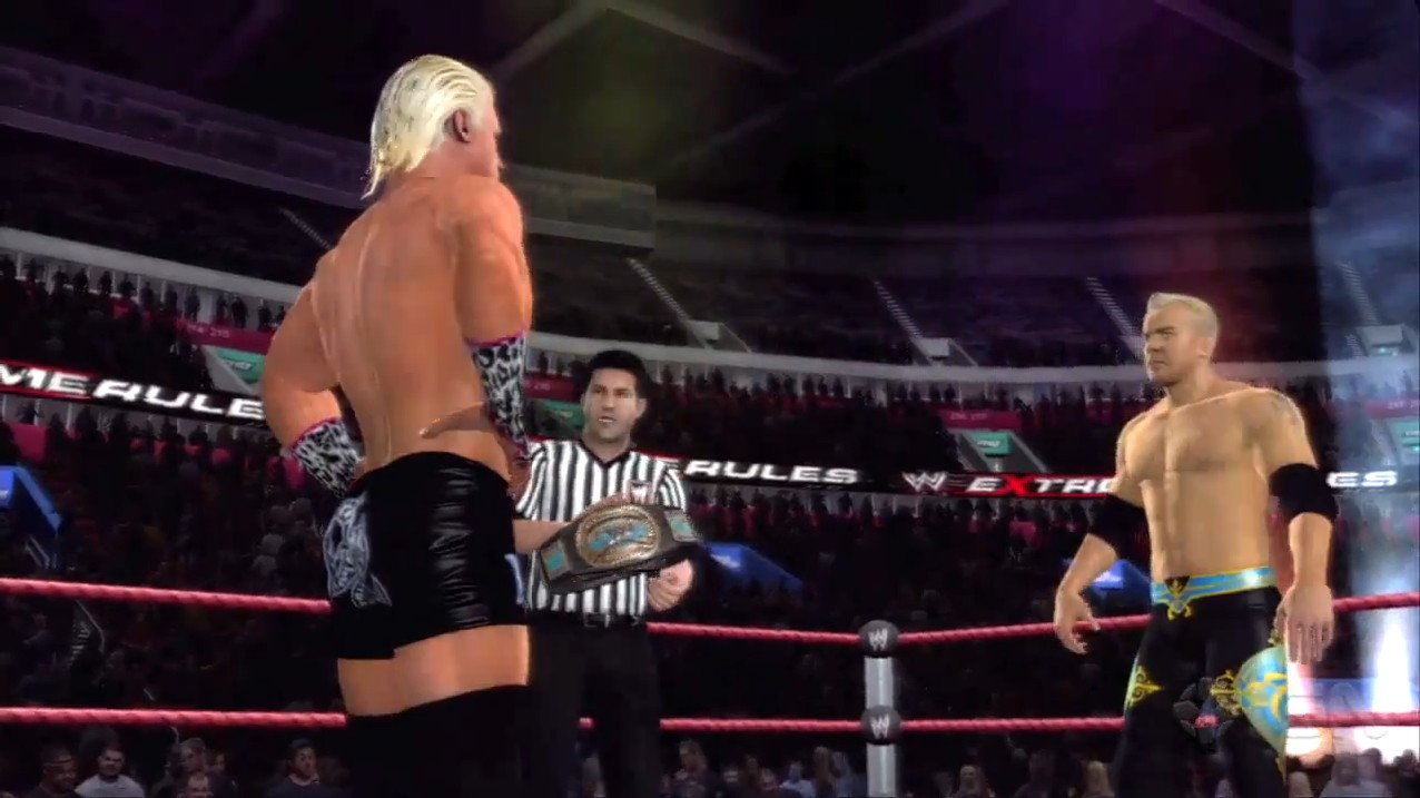 WWE SmackDown Vs Raw 2011 PC Game Full Version, One of the biggest torrents indexer with