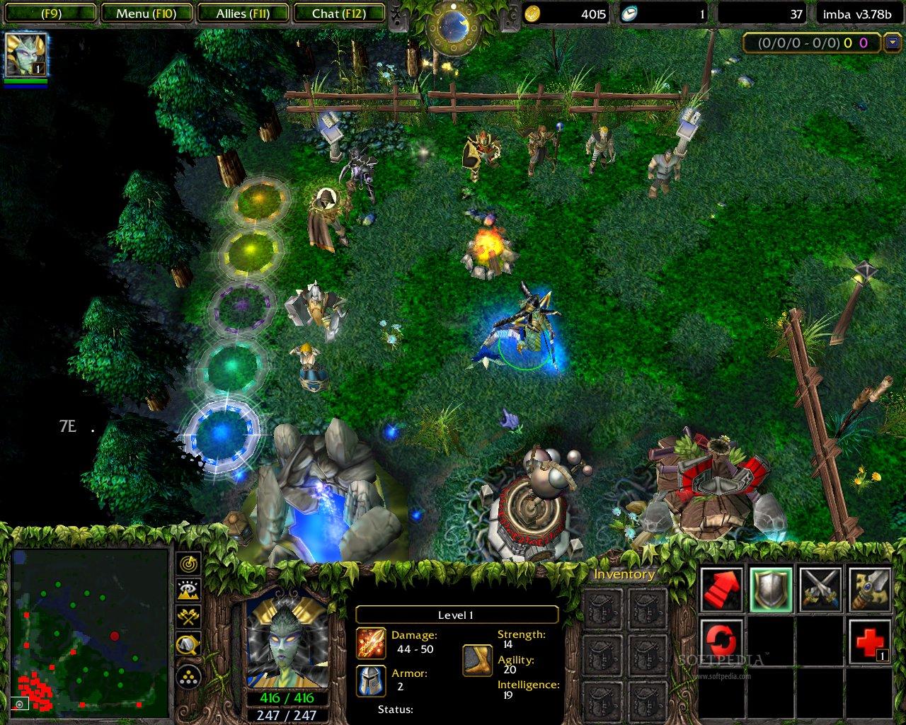 Warcraft 3 Maps Dota 6 75 Ai For Mac