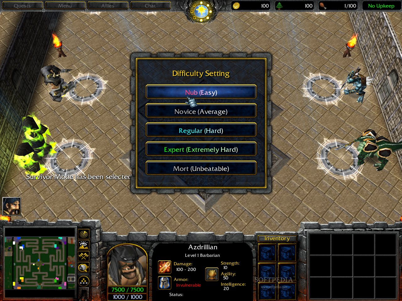 Download map warcraft 3 porn sexy pic
