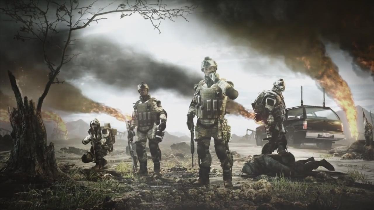 Warface Teaser Trailer screenshot 6