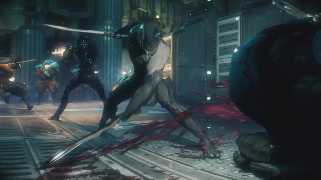 Warframe: First Look Trailer screenshot 2