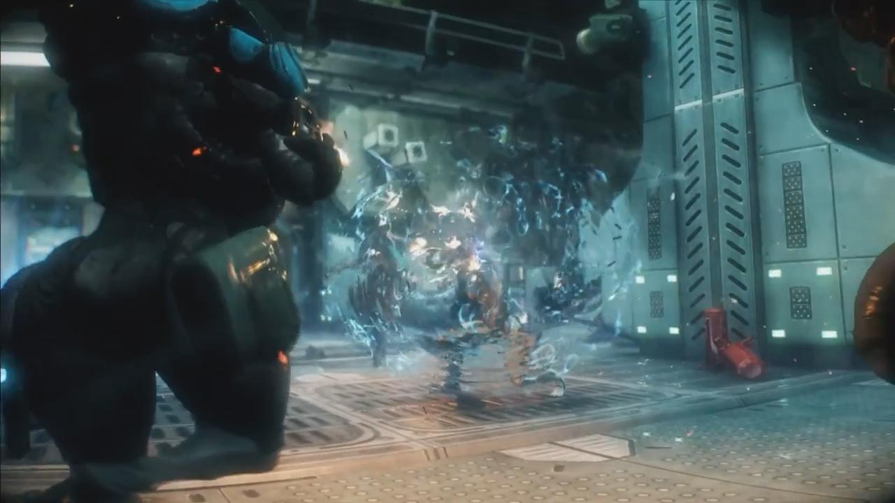 Warframe: First Look Trailer screenshot 4