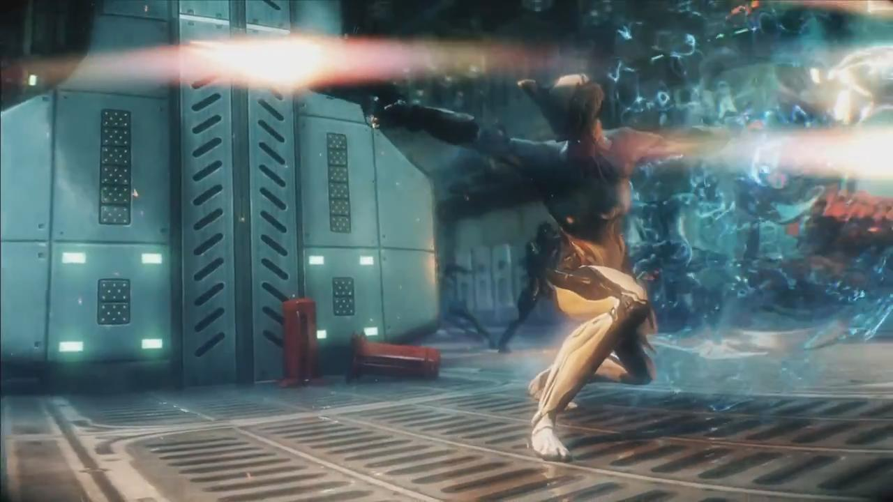 Warframe: First Look Trailer screenshot 5
