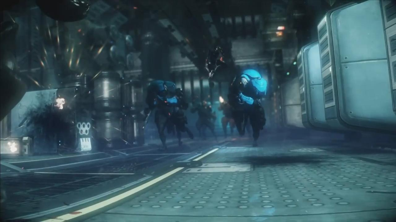 Warframe: First Look Trailer screenshot 6