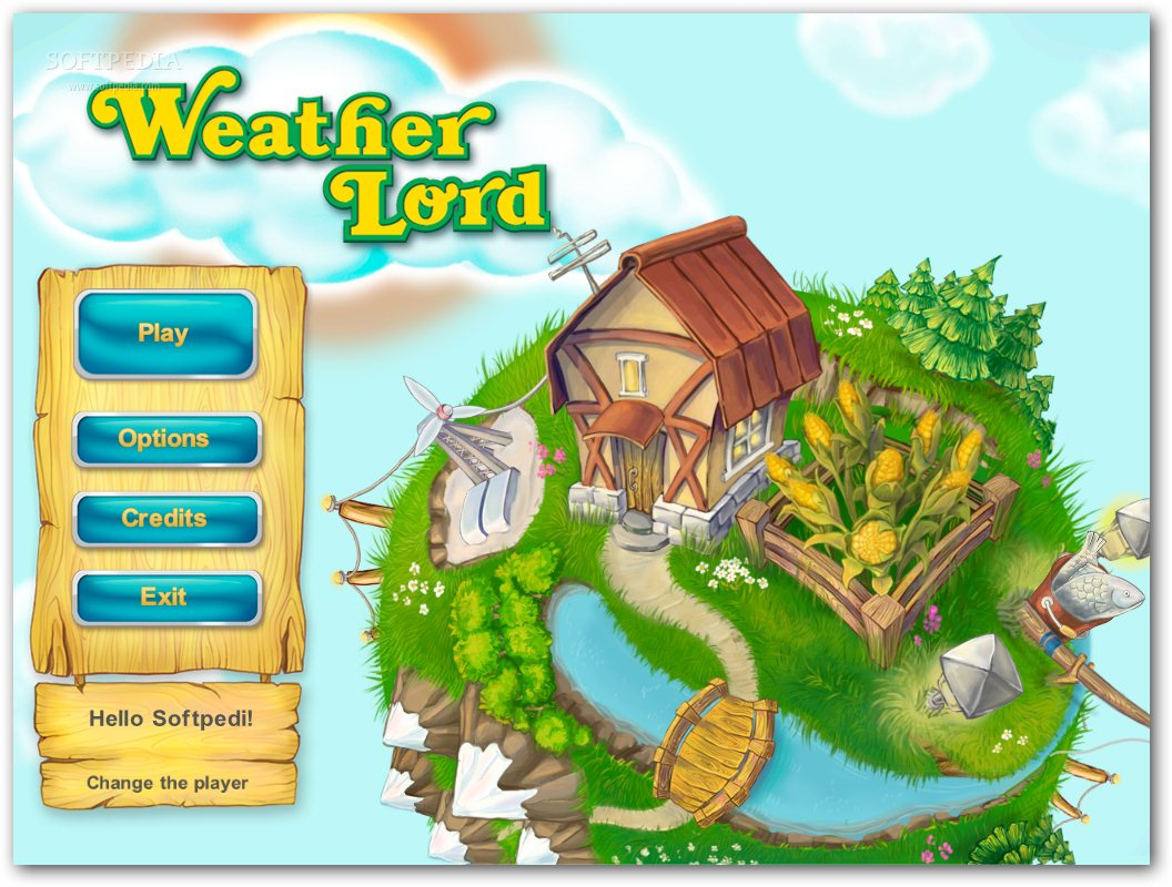 Weather Lord screenshot 1