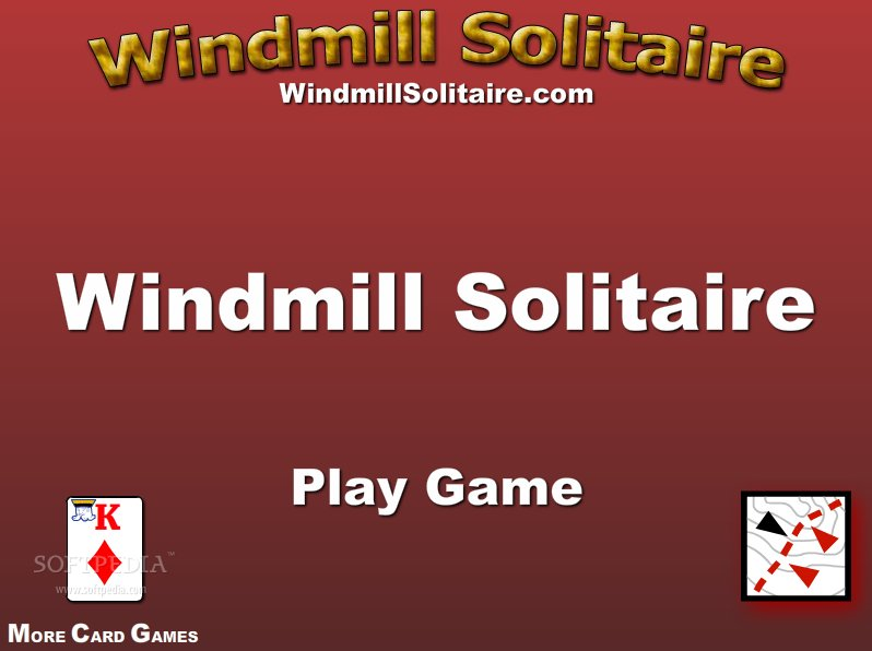 Windmill Solitaire screenshot 1