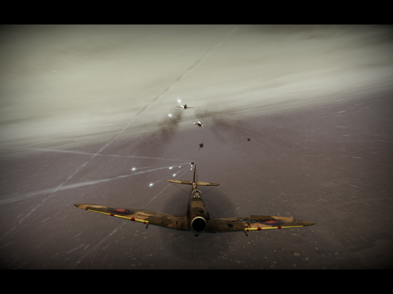 Wings of Prey Patch screenshot 2