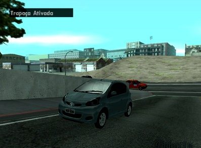 GTA: San Andreas Addon -	2009 Toyota Aygo screenshot 1