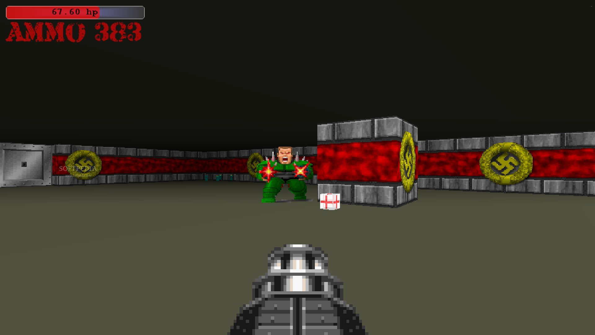 Wolfenstein 3d full version for Wolfenstein 3d