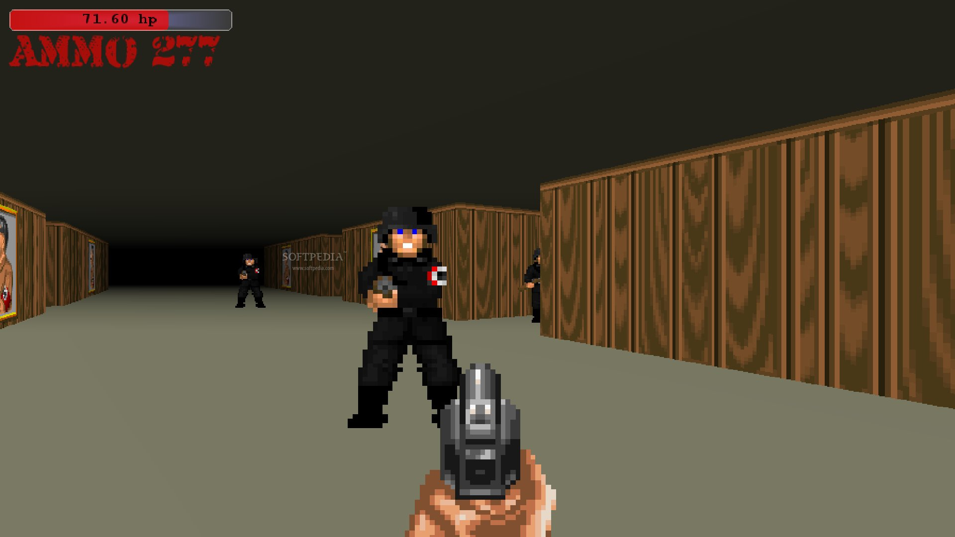 Wolfenstein 3d iron knight download for Wolfenstein 3d